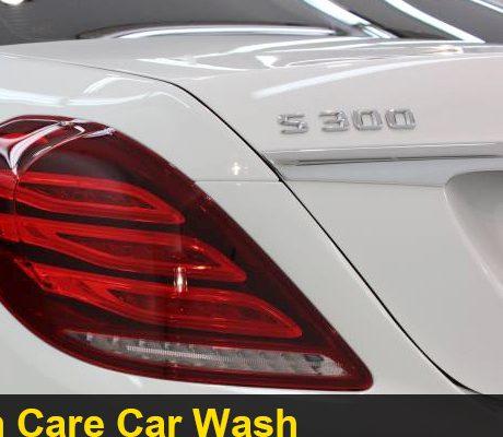 ผลงานเคลือบแก้ว Benz S300 By Billion Care Car Wash adogking kung.shop