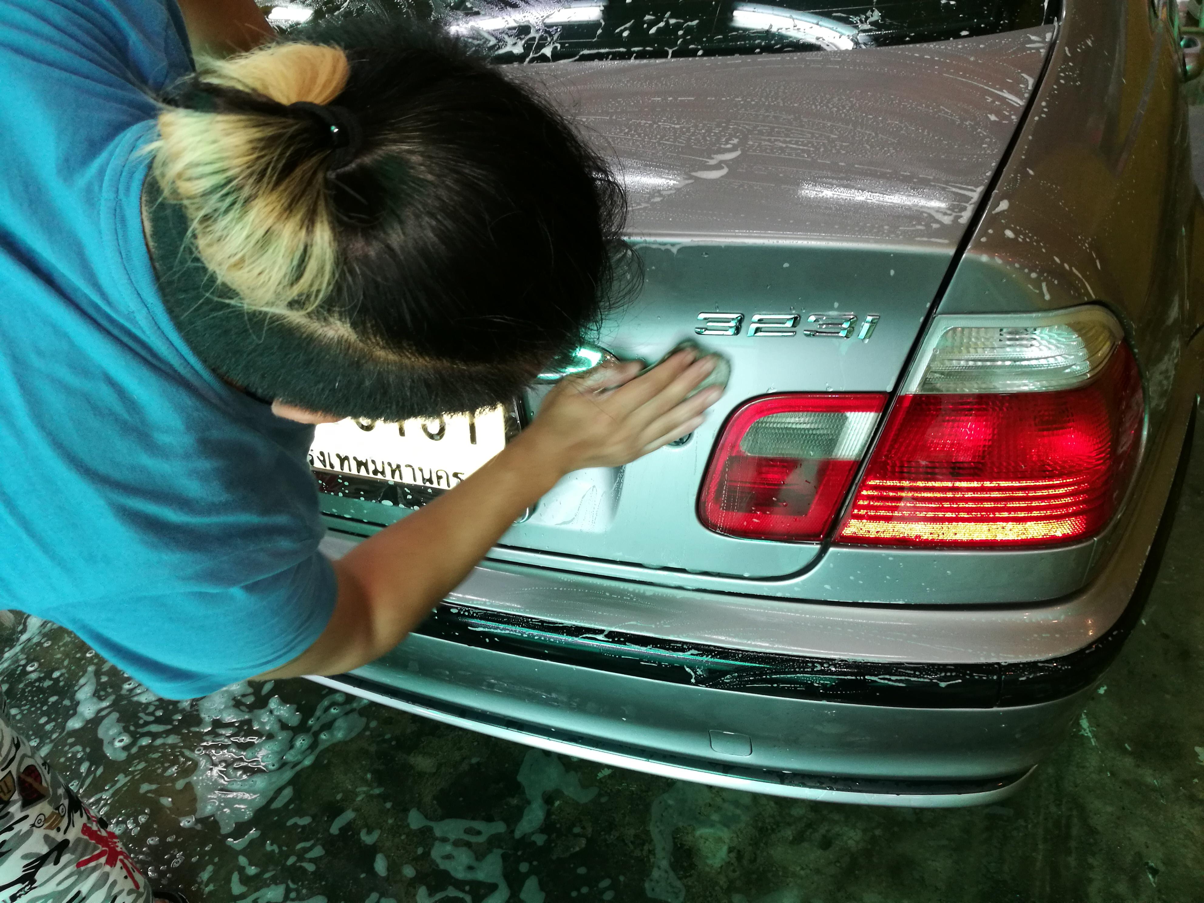 อบรมธุรกิจคาร์แคร์ สอนธุรกิจคาร์แคร์ ลูกค้าจากพะเยา Billion Care Car Wash